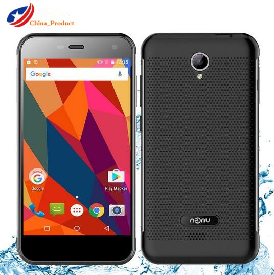 Nomu S20 4G LET IP68 Water Dust Shock Proof Smartphone  3GB+32GB 13MP 3000mAh Android 6.0 5.0inch 1280x720 OTG Mobile Phone