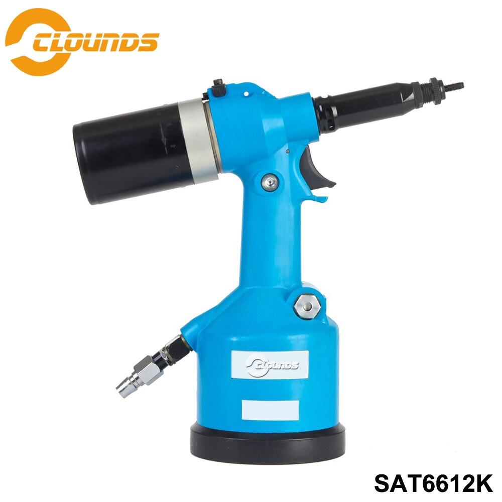 SAT6612K الهواء جوزة برْشام بندقية هوائي 19000N الهواء الجوز المبرشم