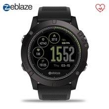 Zeblaze VIBE 3 HR Sport Bluetooth Smart Watch Heart Rate Monitor Pedometer Smartwatch Digital Wrist Watch Men for IOS Android