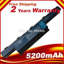 HSW 6 Cell 11.1v Laptop Battery for Packard Bell Easynote TK81 TK83 TK87 TK85 AS10D81 AS10G3E 5742G fast shipping