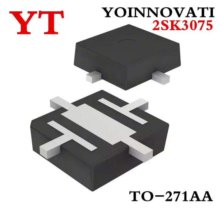 5 unids/lote 2SK3075 K3075 MOSF RF N CH 30V 5A PW-X mejor calidad