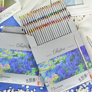 24/36/48/72 Colors mark oil color pencil art art sketch painting school supplies