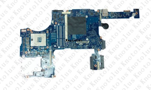 688745-001 688745-501, 688745-601 para HP 8770W placa base de computadora portátil DDR3 envío gratis 100% prueba ok