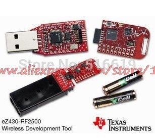 Free shipping  EZ430-RF2500 (wireless CC2500) wireless learning board module