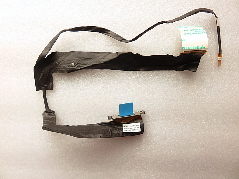 Novo original para dell m4600 cabo de alimentação led lvds lcd cabo 350405300-600-g