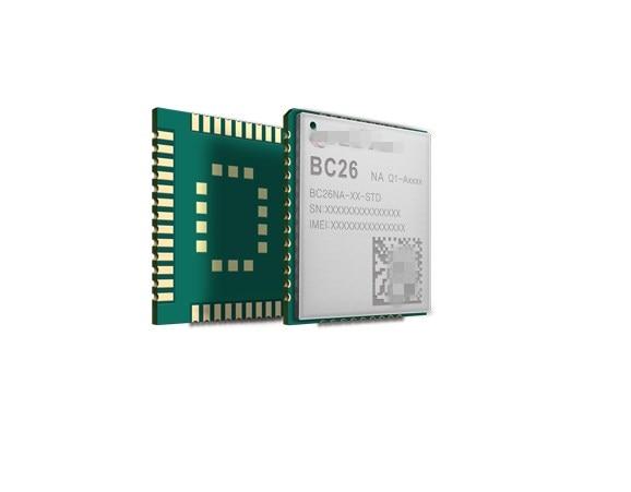 BC26 suppot OpenCPU LCC GSM/GPRS NBIoT eSIM  LTE B1/B3/B5/B8/B20 compatible with M26 module Europe