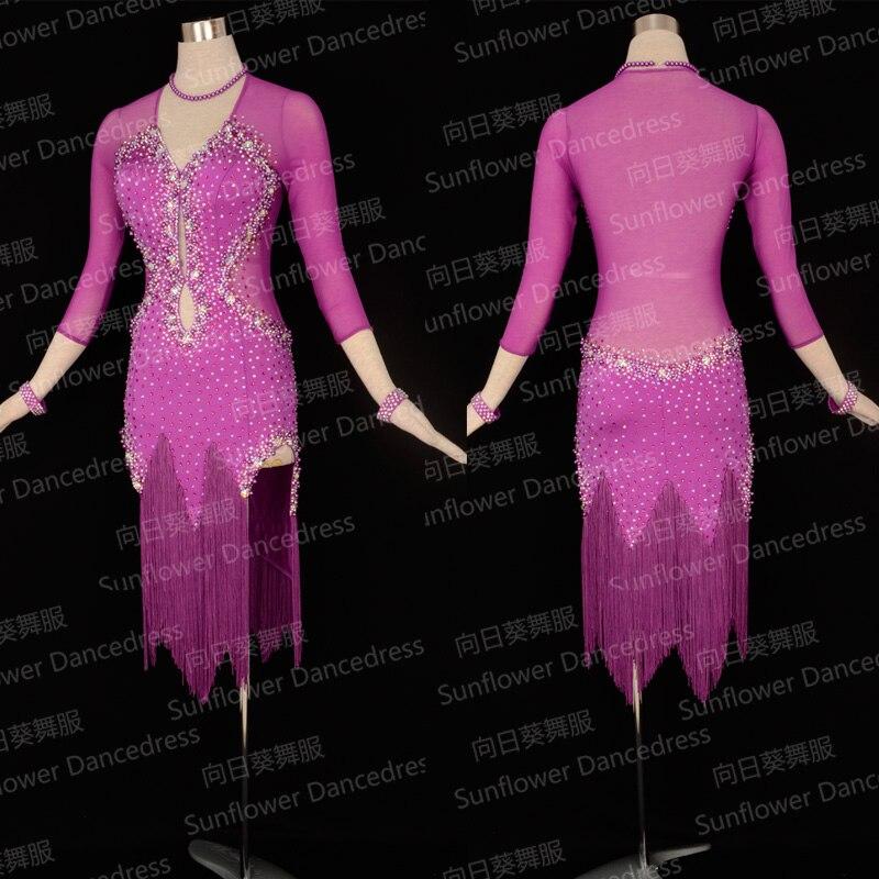 فستان رقص رومبا جيف تشاشا ، فستان رقص لاتيني ، فستان قاعة ، ملابس رقص لاتينية ، تانغو وسالسالسا ، جديد