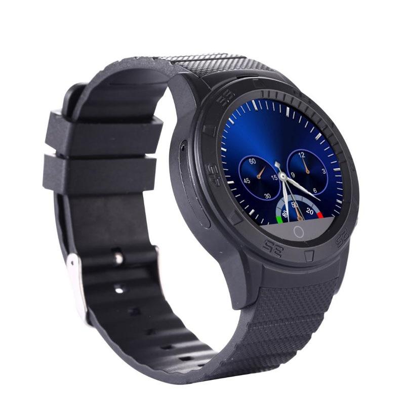 Relógio inteligente monitor de freqüência cardíaca esporte rastreador sono remover controle sim cartão esporte 4g assista telefone para iphone android