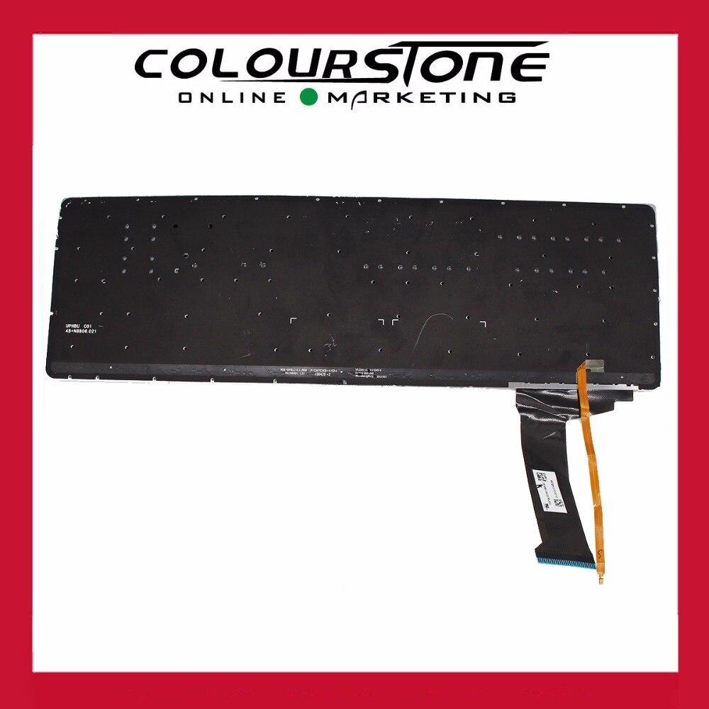 For ASUS N551 RU Black with backlit Laptop Keyboard Hot selling russia keyboard