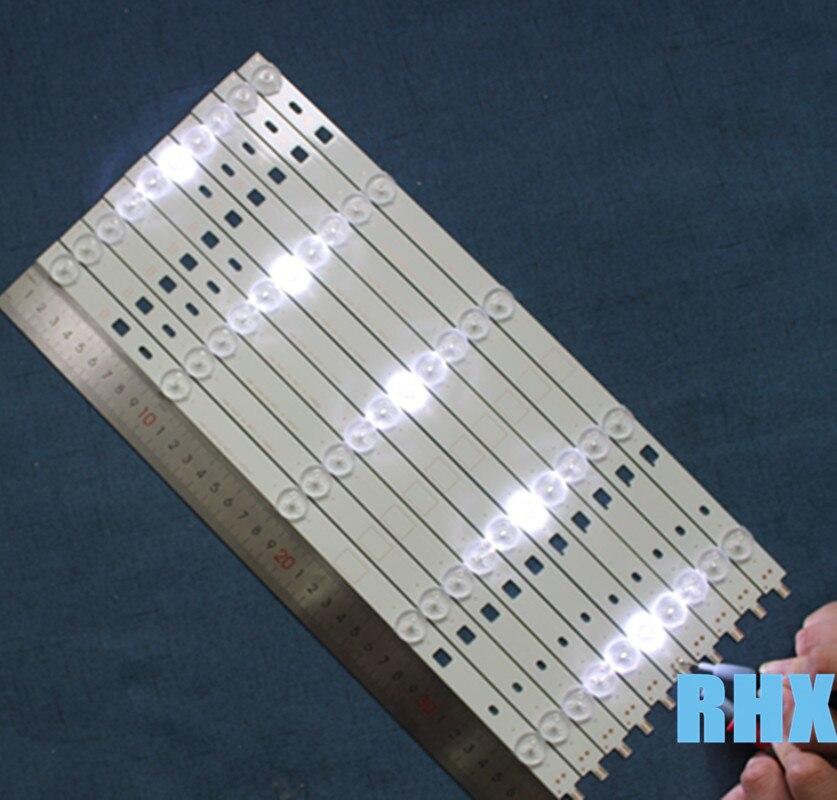 Para LED 2013SONY40A 3228 05 REV1.0 130927, tira de KDL-40R483B 388MM, 100% nuevo 10 unidades