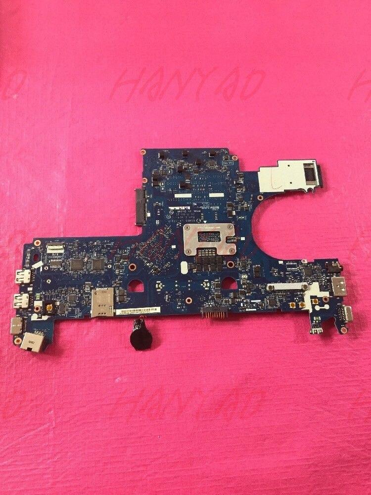 CN-01V5YD 01V5YD 1V5YD para LA placa base del ordenador portátil DELL E6230 HM77 con SR0XB i5 CPU QAM00 LA-7731 100% probado envío rápido