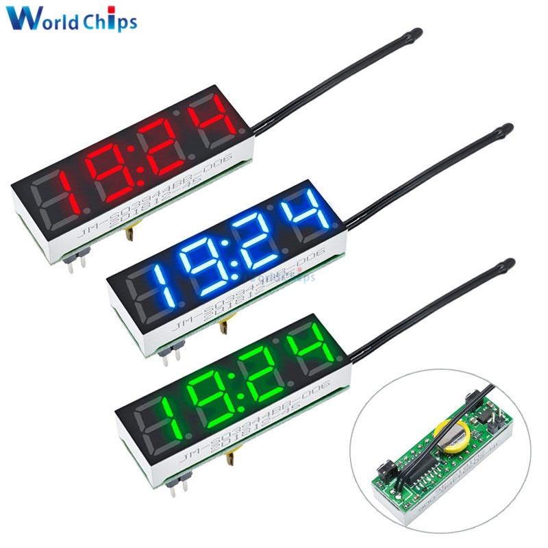 3 в 1 Diy цифровые часы, набор температур�