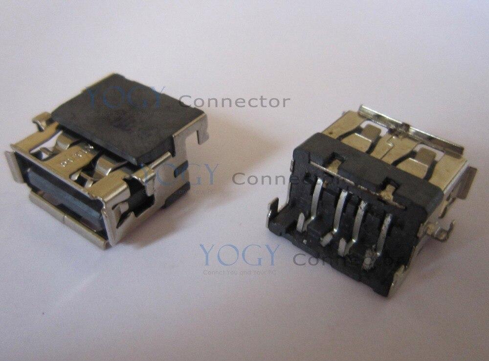 Ajuste de enchufe USB 1 Uds. Para Puerto de conector usb del ordenador portátil HP Compaq G42 G62 G72 CQ40 CQ42 CQ43 CQ46 CQ56 CQ58 CQ62 CQ72