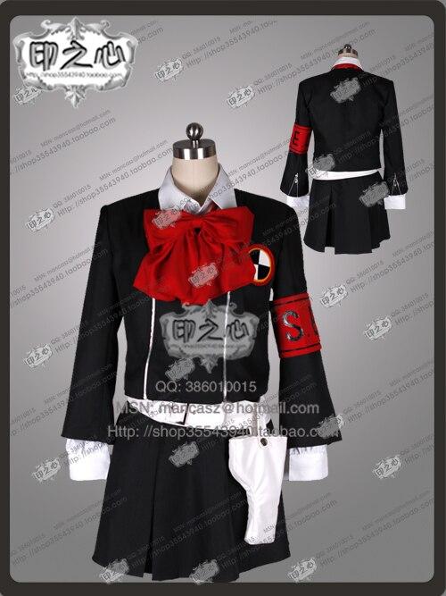 Shin Megami Tensei Persona 3 auspicios heroína Cosplay traje