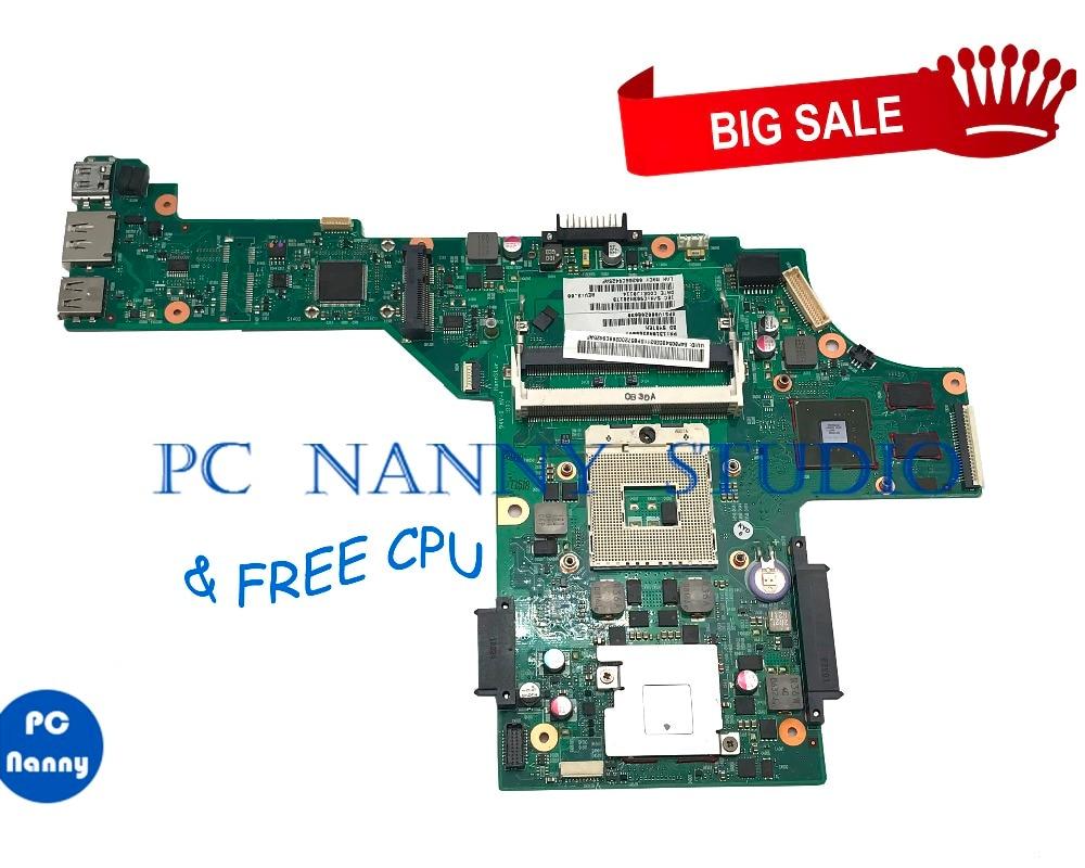 PCNANNY V000208030 para Toshiba Satellite E205 E200 placa base HM55 DDR3 probado