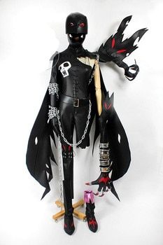 Digital Monster Anime cosplay Lady Devimon cosplay costume Full Set Free express shipping custom made/szie