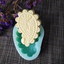 PRZY QT0120 3d Eye Fatima Emboss mydło wyrabiane ręcznie podejmowania formy silikonowe foremka do mydła świeca formy silikonowe glina żywiczna formy