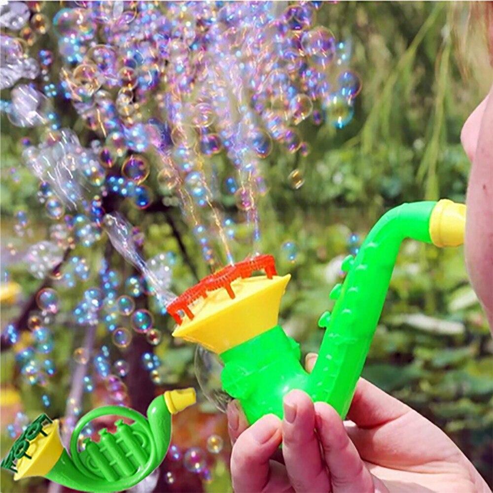 Juguetes Para disparar agua, juguetes educativos, regalo, pistola de burbujas, jabón, soplador de burbujas, juguetes para niños al aire libre, juguetes de desarrollo para bebés
