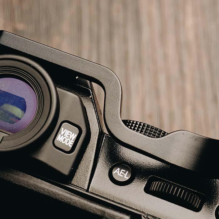 Soporte pulgar agarre para Fuji XT2 Fujifilm X-T2 cámara Digital sin espejo