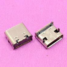 YuXi USB 3.1 type-c 12pin connecteur femelle pour téléphone portable port de charge prise de charge prise de remorquage pieds prise