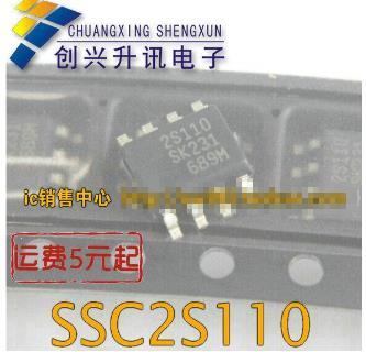 1 sztuk/partia SSC2S110 2S110 SOP-8