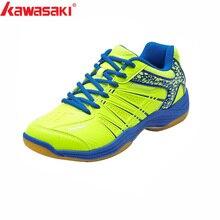 Оригинальная обувь для бадминтона Kawasaki для мужчин и женщин Zapatillas Deportivas износостойкая дышащая Спортивная обувь K-062