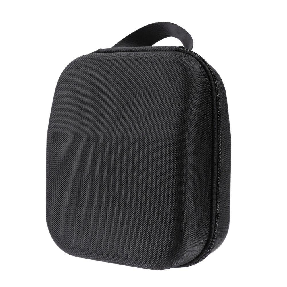 "VODOOL Hard Storage Case PU+EVA Material 8.66 X 6.89 X 4.13"" Travel Box for Sennheiser HD598 HD600 HD650 Headphones"