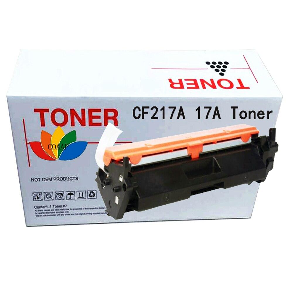 Cartucho de tóner completo 1x Compatible CF217A 17A 217A para impresora HP LaserJet Pro MFP M130fn M102a