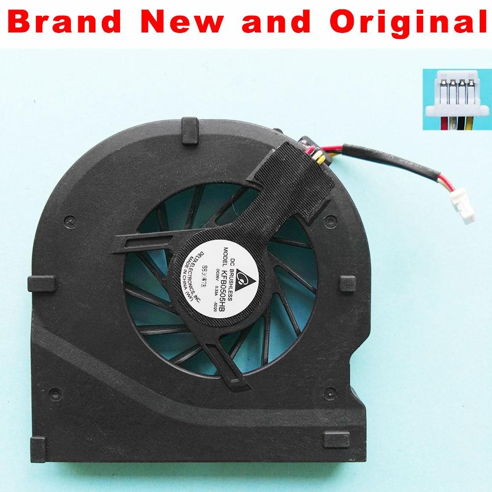 Новый оригинальный вентилятор охлаждения для процессора Acer Gateway CX2755 CX2620 CX2608 TA1 TA7 вентилятор для ноутбука KFB0505HB 5D20 KFB0505HB-5D20