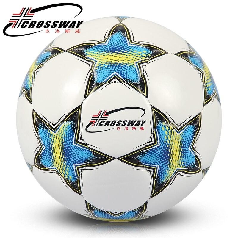 Официальный футбольный мяч CROSSWAY размер 5 профессиональный брендовый для