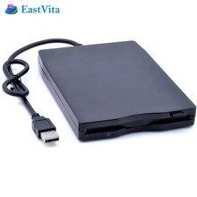 "2020 New Portable External 3.5"" USB 1.44 MB Floppy Disk Drive Plug and Play for PC Windows 2000/XP/Vista/7/8/10 Mac 8.6"