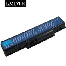 LMDTK Nouveau 6 CELLULES batterie dordinateur portable POUR Acer ASPIRE 5738G 5738PZG 5738ZG 5740-13 5740-15F 5740-5749 5740D3D 5740G 5740G-5309 AS07A72