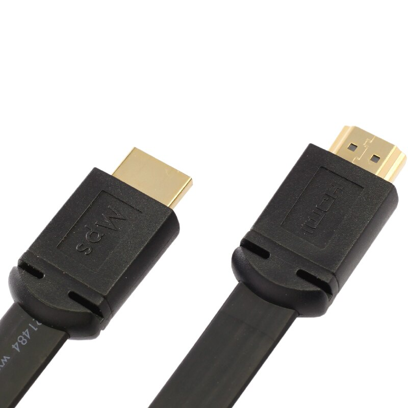 Los diputados HD-168 HiFi 99.9997% OFC 24K chapado en oro enchufe HDMI 2,0 4K 3D 28AWG HD 4K X 2K de Retorno de Audio Ethernet 3840x2160p 4096x2160p