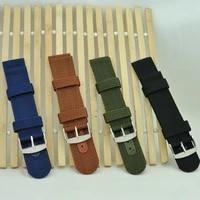 wholesale 10pcslot high quality 20mm nylon watch band nato straps waterproof watch strap wbz006