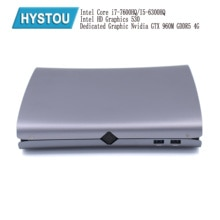 Hystou Windows 10 Mini PC HDMI DP output HTPC Intel Quad Core i7 6700HQ GTX 960M WiFi&Bluetooth DDR4 i5 6300HQ Gaming computer