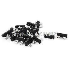 20 piezas negro plateado Auto portafusibles SL-506P