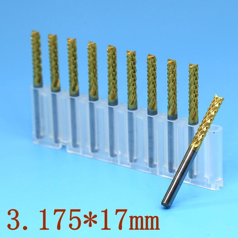 Fresadora cnc fresa PCB cortador de dientes de maíz Metal tungsteno CNC grabado CNC Router carpintería corte