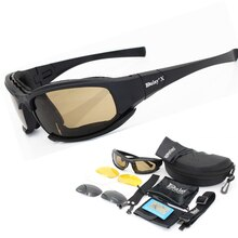 Daisy X7 Military Bullet-proof Army Polarized Sunglasses Shooting Airsoft Tactical Eyewear  goggles