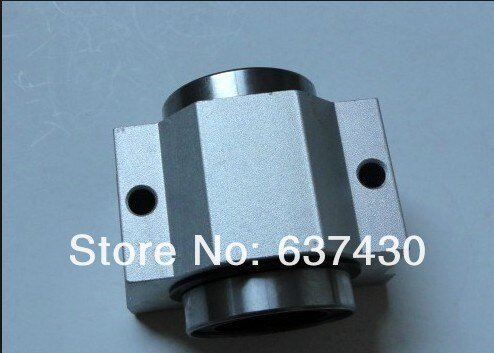 100pcs/lot SC20VUU Linear bearings case unit