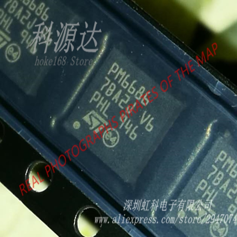 10 unids/lote PM6686TR VFQFN-32 PM6686 Original en Stock