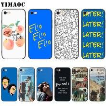 YIMAOC appelez-moi par votre nom étui pour iphone en Silicone souple 11 Pro XS Max XR X 8 7 6 6S Plus 5 5s se