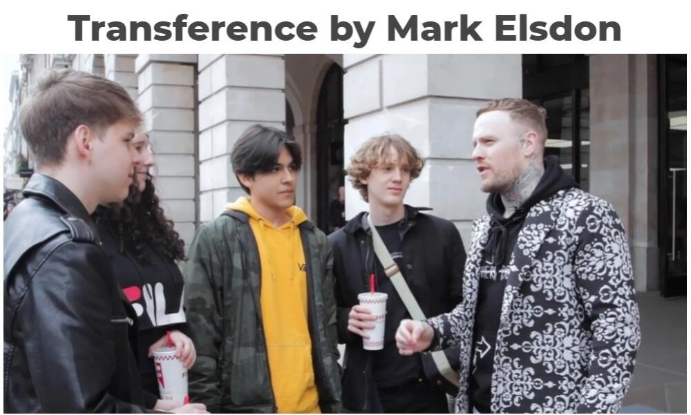 Transferencia por Mark Elsdon trucos de magia