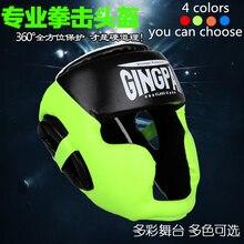 4 couleurs MMA Muay Thai PRETORIAN boxe casque Kick Training Sparring dans MMA TKD Fitness équipement Grant boxe casque
