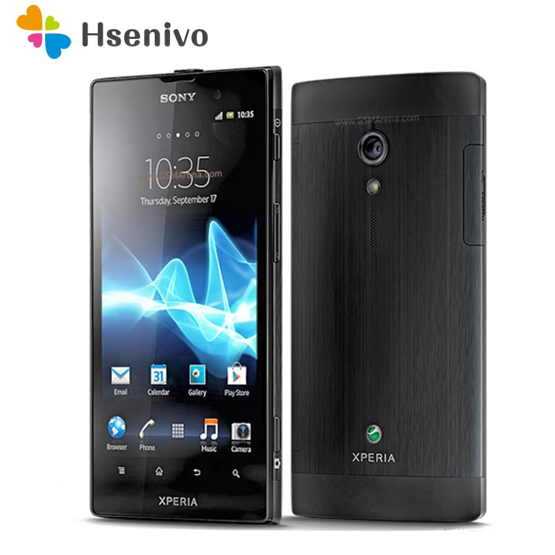 Sony Xperia ion Refurbished-Original Lt28i LT28a GSM 4.6