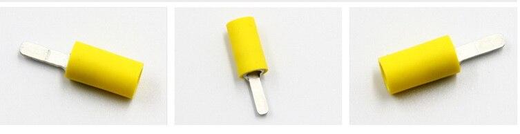 V5.5-1AF أصفر اللون موصلات محطات إيواء 100% ٪ أجزاء جديدة ومبتكرة V5.5-1AF (lf)
