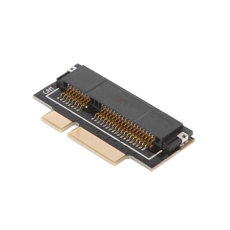 Convertidor de tarjeta de expansión MSATA a 8 + 18 pines tarjeta adaptadora de SSD para MacBook 2012