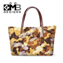 Dispalang Brand Women Handbags Cool Camo Messenger Bags Fashion Ladies Shoulder Bag Large Capacity Hand Bag Tote Bolsos Mujer