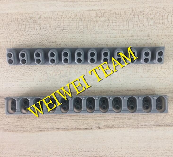Almohadilla de contacto de goma conductora para Yamaha KB-280/220/295/S650/S550/290 5 unids/lote