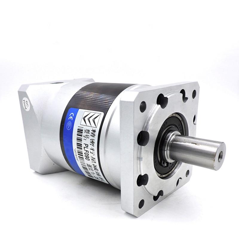 PLF90-محرك سيرفو من الفولاذ المقاوم للصدأ ذو عزم دوران مرتفع وعلبة تروس كوكبية لتقليل المحرك