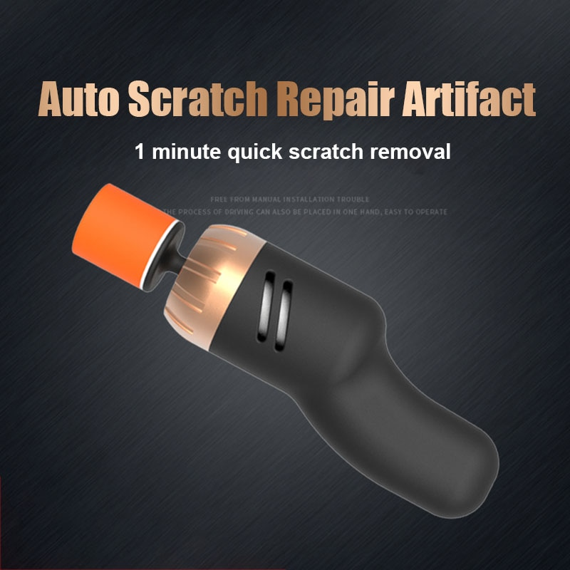 ¡Oferta! Reparador para arañazos de pintura de coche, máquina pulidora, protección de acristalamiento, reparación de rayaduras de coche, reparador para arañazos, Kit de herramientas BX *